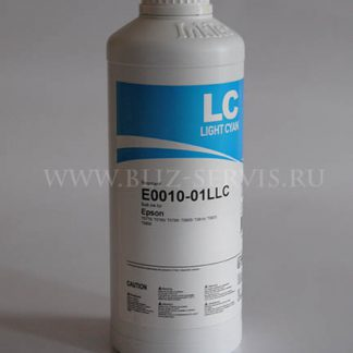 Чернила InkTec E0010-1LLC для Epson 1л