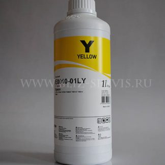 чернила InkTec E0010-1LY (желтые) 1л